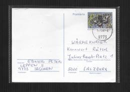 AUTRICHE 1987 CARTE POSTALE De IRSCHEN à SALZBURG - 1918-1945 1ère République