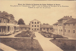 RENNES Colonies Vacances Des Ecoles Publiques Vue Générale Du Préventorium REY Près Château Du Carrefour  La Bouexière - Rennes