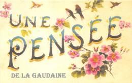 28 - EURE ET LOIR / Fantaisie Moderne - CPM - Format 9 X 14 Cm - LA GAUDAINE - Frankrijk