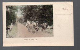 Indochine Vietnam : Route De Baria Cap (PPP4731) - Viêt-Nam