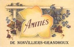28 - EURE ET LOIR / Fantaisie Moderne - CPM - Format 9 X 14 Cm - NONVILLIERS GRANDHOUX - Frankrijk