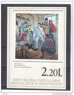 RTY563  ALBANIEN 1978  MICHL BLOCK 64 Postfrisch SIEHE ABBILDUNG - Albania