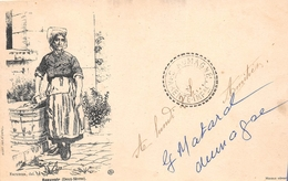 """¤¤  -  BEAUVOIR-sur-NIORT  -  Illustrateur """" Escudier """"   -  ¤¤ - Beauvoir Sur Niort"""