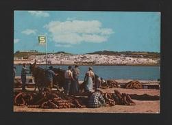 ALGARVE VILA REAL DE SANTO ANTONIO 1960year Postcard PORTUGAL RIO GUADIANA SPAIN ESPAÑA ESPANA ANDALUCIA AYAMONTE Huelva - Faro