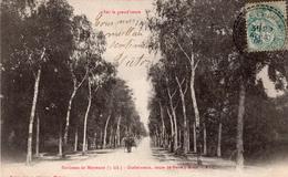 V7918 Cpa 53 Guelaintain - Route De Paris à Brest - France
