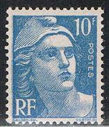 FRANCE : N° 723 ** (Type Marianne De Gandon) - PRIX FIXE  : 1/3 De La Cote - - 1945-54 Marianne Of Gandon