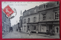 Ecouen - La Rue D'ezanville - Ecouen