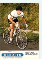 Francesco MOSER . Champion Du Monde. Cyclisme. 2 Scans. Sanson - Ciclismo