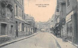 ¤¤  -  VEULES-les-ROSES   -  Rue Carnot  -  La Poste   -  ¤¤ - Veules Les Roses