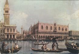 Cartolina - Postcard - Veduta Del Bacino Di S.marco - Venezia - Venezia