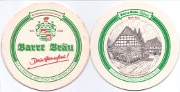 #D135-015 Viltje Barre Lübbecke - Bierviltjes