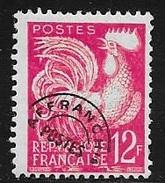 N° 111  FRANCE - PREOBLITERES -  NEUF   - COQ GAULOIS - - 1953-1960