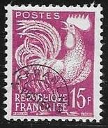 N° 112  FRANCE - PREOBLITERES -  NEUF   - COQ GAULOIS - - 1953-1960