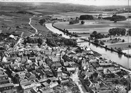 ¤¤  -  8512   -  CUMIERES  -  Vue Générale Aérienne Et La Marne  -  ¤¤ - Other Municipalities