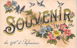 ¤¤  -  CHALONS-sur-MARNE  -  Souvenir Du 106e D'Infanterie   -  ¤¤ - Châlons-sur-Marne