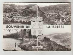 CPSM LA BRESSE (Vosges) - Souvenir De......4 Vues - Frankrijk