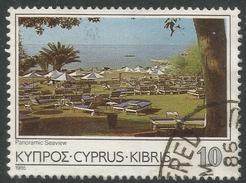 Cyprus. 1985 Cyprus Scenes And Landscape. 10c Used. SG 654 - Cyprus (Republic)