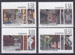 Dänemark, 2009, 1517/20, Freilichtmuseum. MNH ** - Unused Stamps
