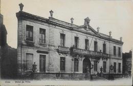 CPA - FRANCE - Uzès Est Situé Dans Le Départ. Du Gard - Hotel De Ville - Daté 1904 - TBE