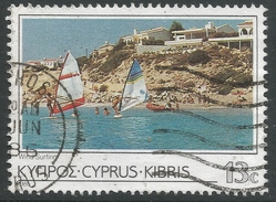 Cyprus. 1985 Cyprus Scenes And Landscape. 13c Used. SG 655 - Cyprus (Republic)