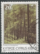 Cyprus. 1985 Cyprus Scenes And Landscape. 20c Used. SG 657 - Cyprus (Republic)