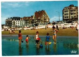 De Haan, Den Haan, Le Coq Sur Mer, Strand Plage  (pk32944) - De Haan