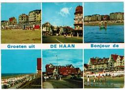 De Haan, Den Haan, Le Coq Sur Mer, Groeten Uit (pk32945) - De Haan