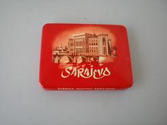 Sarajevo Fabrika Duvana Sarajevo - Contenitori Di Tabacco (vuoti)