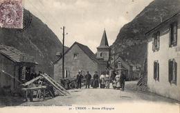 URDOS   -  Route D'Espagne - Frankreich