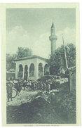 Cpa Albanie - Valona - Moschea Della Fontana - Albanie