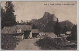 Tanay S/Vouvry Et Le Mont Cormat - Phototypie - VS Valais