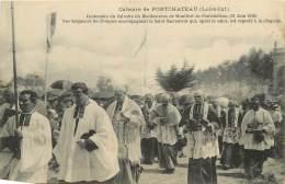 PONTCHATEAU        CENTENAIRE DU CALVAIRE    LES EVEQUES - Pontchâteau