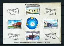 Tierras Australes Francesas  Nº Yvert  HB-11  En Nuevo - Blocs-feuillets