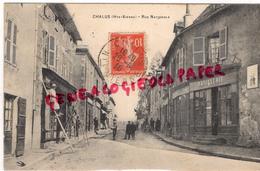 87 - CHALUS- RUE NATIONALE - PATISSERIE  1910 - Chalus