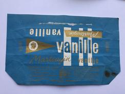 "EMBALLAGE CHOCOLAT  MARTOUGIN "" VANILLE "" Anvers . - Publicités"