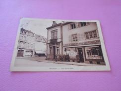 47 - CPA, MOLSHEIM , Rue Notre Dame, Débit De Tabac Et Charcuterie Louis Ballay - Molsheim