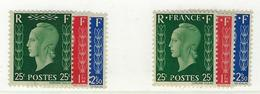 France - ** - Série De Londre - Marianne De Dulac - TTB ( 1942 ) - France