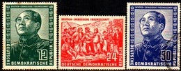 09714 Alemanha Ddr 38/40 Mao Tse Toung NN / N / U - Ungebraucht