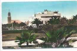 CPSM Fedala Vue Vers Eglise - Maroc