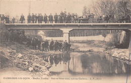 ¤¤  -  PLOMBIERES-les-DIJON   -  Moulin Troubat  -  Pont En Béton Armé, Système Coularou    -  ¤¤ - France