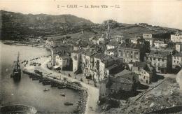 CALVI LA BASSE VILLE - Calvi