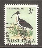 003401 Australia 1965 3/- FU - 1952-65 Elizabeth II : Pre-Decimals