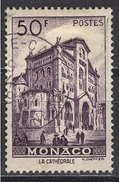 MONACO 1948 -  Y.T.  N° 313c - OBLITERE / K6 - Usati