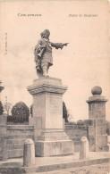 CONCARNEAU  Statue De Duquesne 18(scan Recto-verso) MA1765 - Concarneau