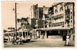 Wenduine, Tramstatie, L'arrêt Des Tramways, Tram  (pk32959) - Wenduine