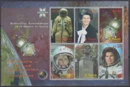 Sheet II, St. Vincent Sc3640 Space Exploration, Astronaut Valentina Tereshkova, Espace, Astronaute - Space