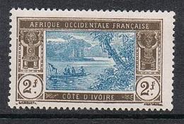 COTE-D'IVOIRE N°56 N* - Nuovi
