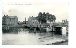 Selzaete - Yzeren Brug - Pont De Fer (1909) - Zelzate