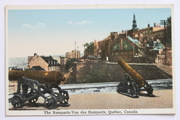 The Ramparts / Vue Des Ramparts, Quebec, Canada - Quebec