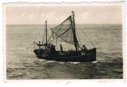 Den Haan, Le Coq Sur Mer, Terugkomst Van De Visvangst (pk32977) - De Haan